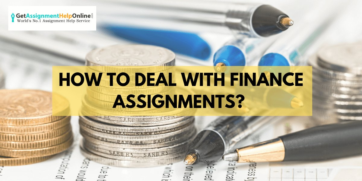 finance assignments