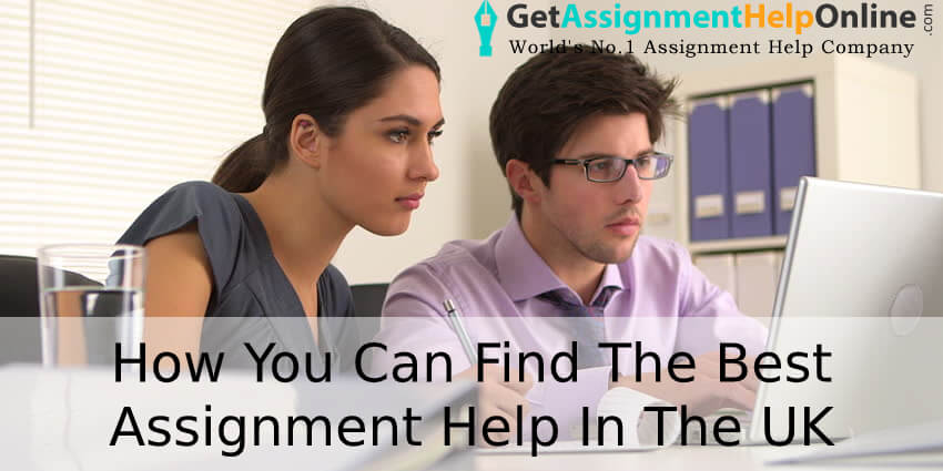 Best Assignment Help In The UK