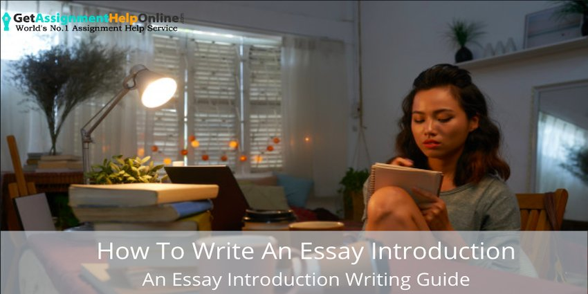 How To Write An Essay Introduction | Essay Introduction Writing Guide