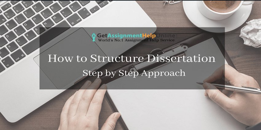 How to Structure Dissertation | Step by Step Approach